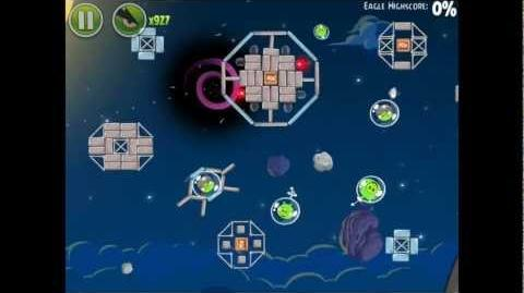 Pig Bang 1-17 (Angry Birds Space)/Space Eagle