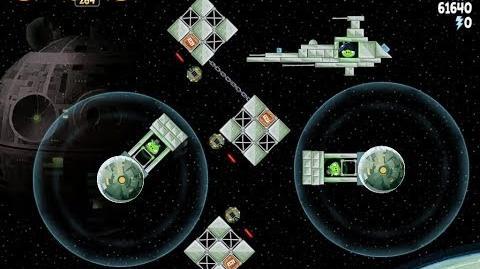 Death Star 2 6-6 (Angry Birds Star Wars)/Video Walkthrough