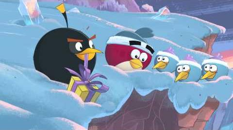 Angry Birds Wreck The Halls animation-1