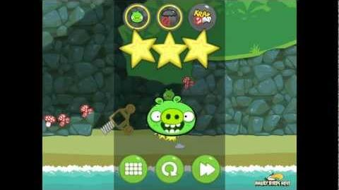 Bad Piggies Ground Hog Day 1-20 Walkthrough 3 Star