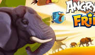 Loading Screen Elephant