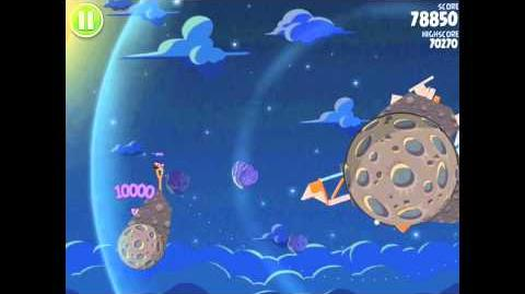 Pig Bang 1-24 (Angry Birds Space)