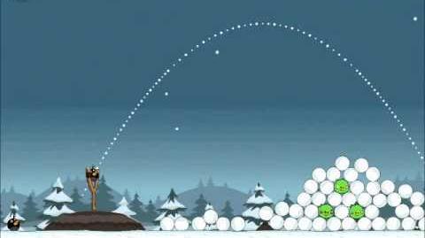 Official Angry Birds Seasons Walkthrough Season's Greedings 1-25