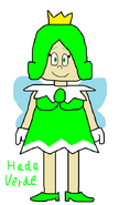 Proyecto Humano - Sprixie Princess (Green) de Super Mario 3D World