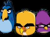 Птицы-разработчики