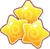 ABPOP! 3 Stars