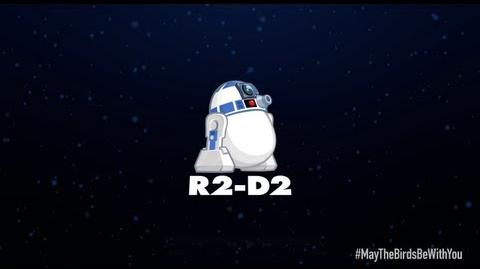 Angry Birds Star Wars 2 character reveals R2-D2-0