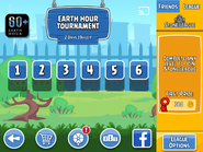 Earth Hour Tournament 2017 (Levels)