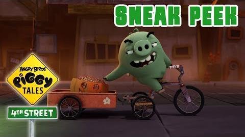 Piggy Tales - 4th Street SNEAK PEEK Ghost Hog - S4 Ep7