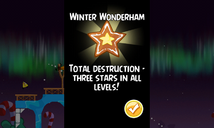 Winter Wonderham Total Destruction