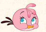 AB Stella Pink Bird 2