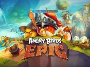 Angry Birds Epic (новый экран загрузки)