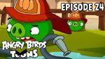 Angry Birds Toons Hog Roast - S1 Ep24