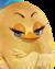 Flocker Yellow Portrait 009