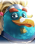 Flocker Blue Portrait 018