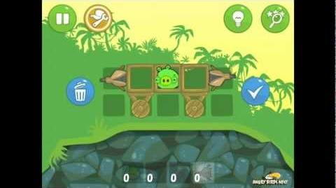 Bad Piggies Ground Hog Day 1-3 Walkthrough 3 Star