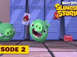 Lista de Episodios de Angry Birds Slingshot Stories