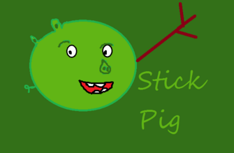 Stick Pig-0