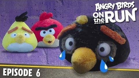 Angry Birds on The Run - Breaking and Entering - S1 Ep6