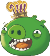 Year of the Dragon King Pig