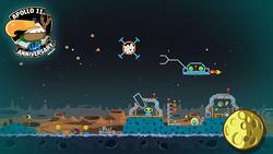 Плакат прилунения Аполлона