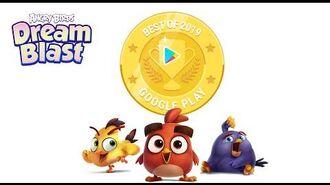 Angry Birds Dream Blast - Google Play Best of 2019!