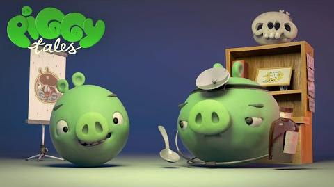 Piggy Tales Dr. Pork, M