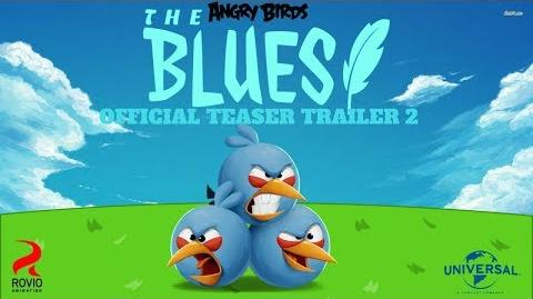 The Blues Official Teaser Trailer 2 Rovio Animations