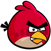 Красная птица 2