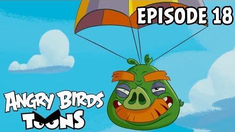 Angry Birds Toons Slappy-Go-Lucky - S1 Ep18