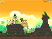 Official Angry Birds Seasons Walkthrough Go Green, Get Lucky 1-9