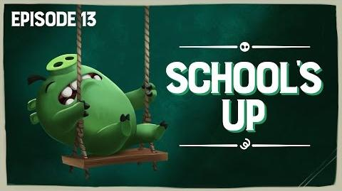 Piggy Tales School's Up - Ep13, S3-0
