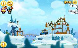 Лыжи сизонс уровень 4