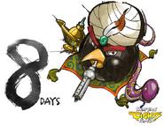 8 дней до выхода Fight