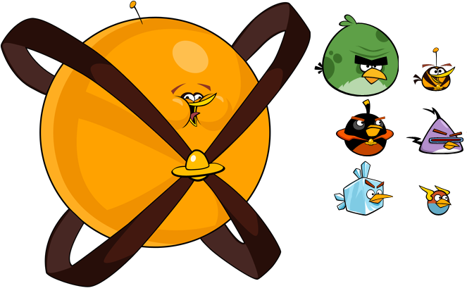 Imagen angry birds spaceg angry birds wiki fandom powered angry birds spaceg voltagebd Images