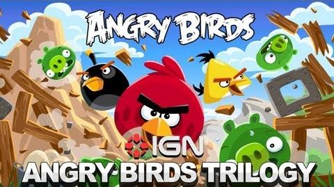 IGN News First Angry Birds Trilogy Details