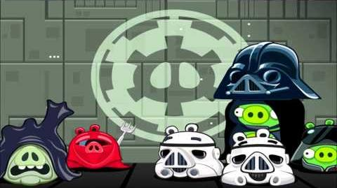 Angry Birds Star Wars - Boss Music Theme