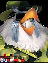 Elite Major Fredoom Army Icon