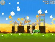 Official Angry Birds Seasons Walkthrough Summer Pignic 1-7