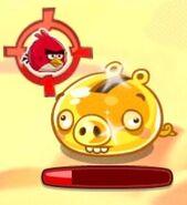 Золотая свинья