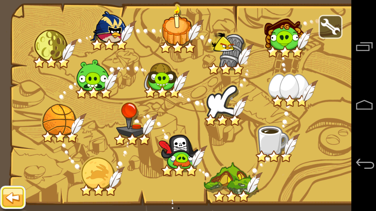 Angry Birds Hammier Things pig days | angry birds wiki | fandom