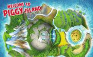 Свиной остров с высоты
