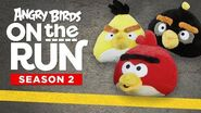 Angry Birds On The Run Season 2 Teaser Trailer