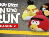 Angry Birds on The Run Season 2
