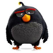 Angry Birds The Movie Bomb (transparent)