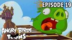 Angry Birds Toons Sneezy Does it - S1 Ep19