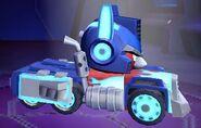 Angry Birds Transformers Energon Optimus Prime Vehicle Mode