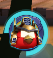 Epic Optimus Icon