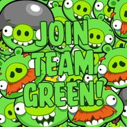 Join Team Green