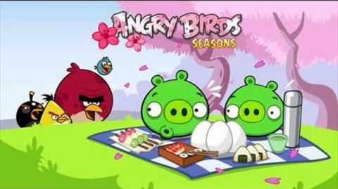 Angry Birds Seasons - Cherry Blossom (SoundTrack)
